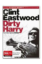 DIRTY HARRY - BRAND NEW & SEALED DVD 2-DISC SPECIAL ED'N (CLINT EASTWOOD) 1971