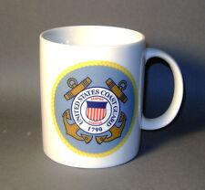 Coast Guard Ceramic Coffee Mug with Coast Guard Logo