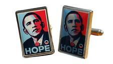 Tienda Para Gemelos Barack Obama Colleras Para Hombre Con Esmalte joyería Accesorio