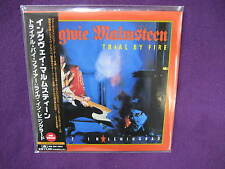 YNGWIE J. MALMSTEEN / TRIAL BY FIRE ; Live In Leningrad  JAPAN MINI LP CD NEW