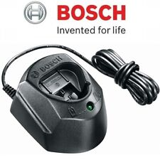 BOSCH Genuine AL1110CV Charger (To Charge: Bosch 10.8V-Li & 12V-Li Batteries)