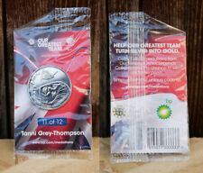Team GB Olympic 2012 Tanni Grey-Thompson Coin Rare Coin By Royal Mint & BP
