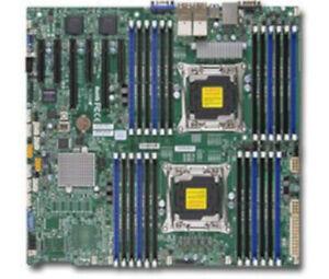 Supermicro X10DRi-LN4+ Motherboard Dual Socket R3 (LGA 2011) Xeon FULL WARRANTY