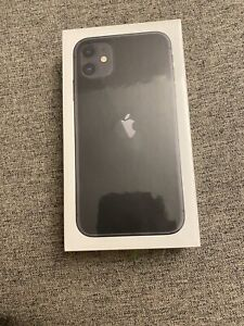 Apple iPhone 11 - 128GB - BLACK (Unlocked) A2111 (CDMA + GSM) (CA)