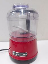 KitchenAid KFC3511 Artisan Chopper - Red