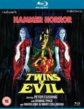 Twins of Evil 5027626707842 With Peter Cushing Blu-ray Region B