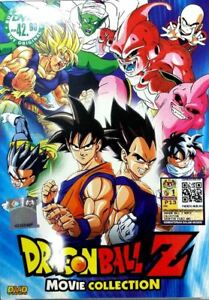 Dragon Ball Z Great Movie Collection (18 Movie) ~ All Region ~ English Version ~