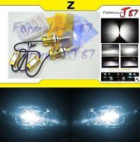 LED Kit Z 96W PS19W 12085 5201 6000K White Two Bulbs Daytime Light DRL Upgrade