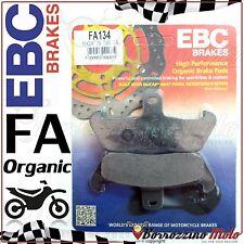 PASTIGLIE FRENO ANTERIORE ORGANICHE EBC FA134 MOTO MORINI DART 350 1988 > 1989