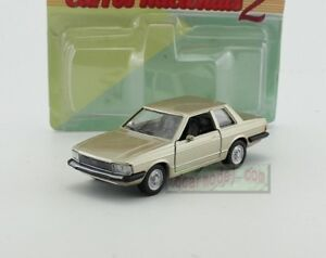 1:43 Carros Brasileiros Nacionais Ford Del Rey 1982 BRAZIL VINTAGE DIECAST