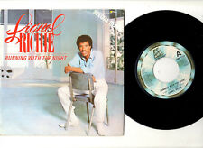 """MOTOWN.LIONEL RICHIE.RUNNING WITH THE NIGHT / SERVES.UK ORIG 7"""" & PIC/SL.VG+/EX"""
