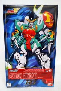 Bandai Mobile Suit Gundam Altron Gundam Action Figure Model Kit Unopened