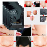Pilaten blackhead remover peel off deep cleansing black mud mask acne pore strip