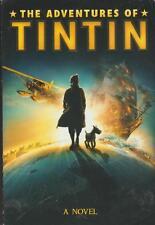 Adventures of Tintin Novel Based on Movie & Adventure Series Alex Irvine 2011