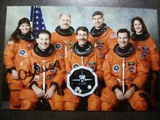 Albert Sacco Authentic Hand Signed Autograph 4X6 Photo - Nasa Astronaut Sts-73