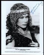 Barbara Hershey - Signed Autograph Movie Still - Last Temptation of Christ
