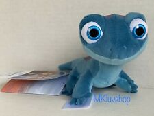 New Disney Parks Frozen 2 Ii Bruni Salamander Magnetic Shoulder Plush W Tags
