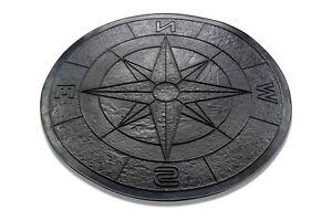 Compass Mat -  Imprinting mats to create pattern imprinted concrete - 122cm