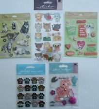 Jolee/'s Boutique A Day at The Zoo Dimensional Sticker New Scrapbook