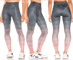 Beyond Yoga Engineered Lux High Waisted Midi Legging Island Ombre (#87TP)