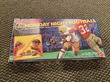 Vintage 1970's Mattel Talking Football Game Original Box With Manual Incomplete