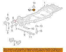 GM OEM Frame-Cushion 15837581