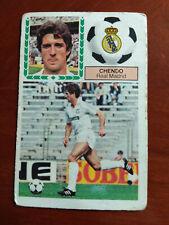 Cromo Chendo fichaje liga 83 84 ediciones este temporada 1983 1984 fútbol