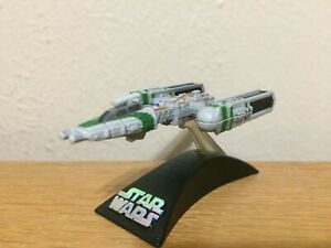 Hasbro Star Wars Titanium Series Die-Cast Y-Wing Starfighter Model--2008 Version