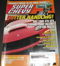 SUPER CHEVY MAGAZINE FEBRUARY 2004 - 124 PAGES