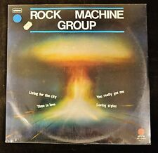 SEALED Rock Machine Group Young 1126