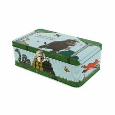 Official The Gruffalo Character Design Pencil Small Stationery Storage Tin Box