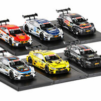 BMW M4 DTM 2017 Racing Car 1:43 Model Car Diecast Gift Toy Vehicle Collection