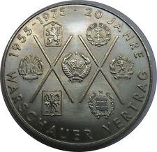 """DDR 10 Mark 1975 """"20 Jahren Warchauer Vertrag"""" @1"""