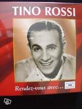 Tino ROSSI Coffret 5 CD Rendez vous avec... NEUF sous blister