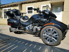 2010-2013 Can- Am Spyder RT Touring  RLS exhaust Twin Kaos series Polished