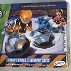 Kid Galaxy Interactive Radio-Controlled Bumper Cars Remote Chuck Toy Game New!