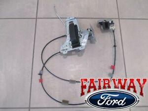 92 thru 19 Econoline E150 E250 E350 OEM Ford Side Sliding Door Handle Latch Lock