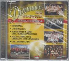 CD--VARIOUS--DIAMANTEN DER BLASMUSIK