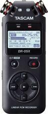 TASCAM Dr-05X tragbarer Digitale Audiorekorder
