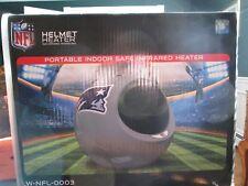PATRIOTS HELMET SPACE HEATER ~ INFRARED HEAT ~ NEW IN BOX ~ HEATS 600-800 SQ FT
