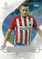 2015-16 Topps UEFA Champions League Showcase 'Best of the Best' Card - You Pick