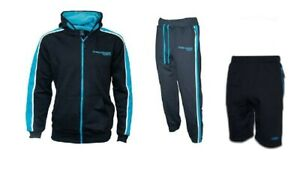 Drennan Full Zip Hoody or Black Joggers Or Black Shorts Carp Fishing Clothing