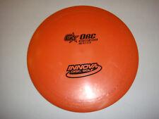 Frisbee Disc Golf Innova Gstar Orc Long Range Driver Disk 171g Orange