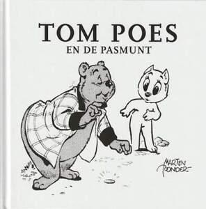 Thema boek PostNL - Tom Poes - Zonder zegels