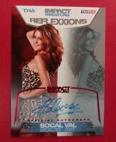 2012 TRISTAR TNA Impact Wrestling Reflexxions #25 Mark Haskins Card