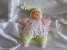 Doudou poupée princesse petit pois, Corolle 2003