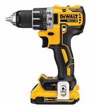 Dewalt-DCD791D2R-20V-MAX-Li-Ion-1-2-in-Brushless-Drill-Driver-Kit  Dewalt-DCD79