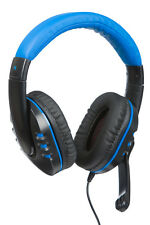 WIRED GAMING HEADSET HEADPHONE W/MIC FOR PS4 /PS3 / PC/ XBOX 360 MULTI-PLATFORM