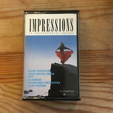 Impressions 15 Instrumental Images Cassette Tape