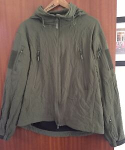 Helikon Tex Gunfighter Softshell Jacket XL Olive Green - military / fishing